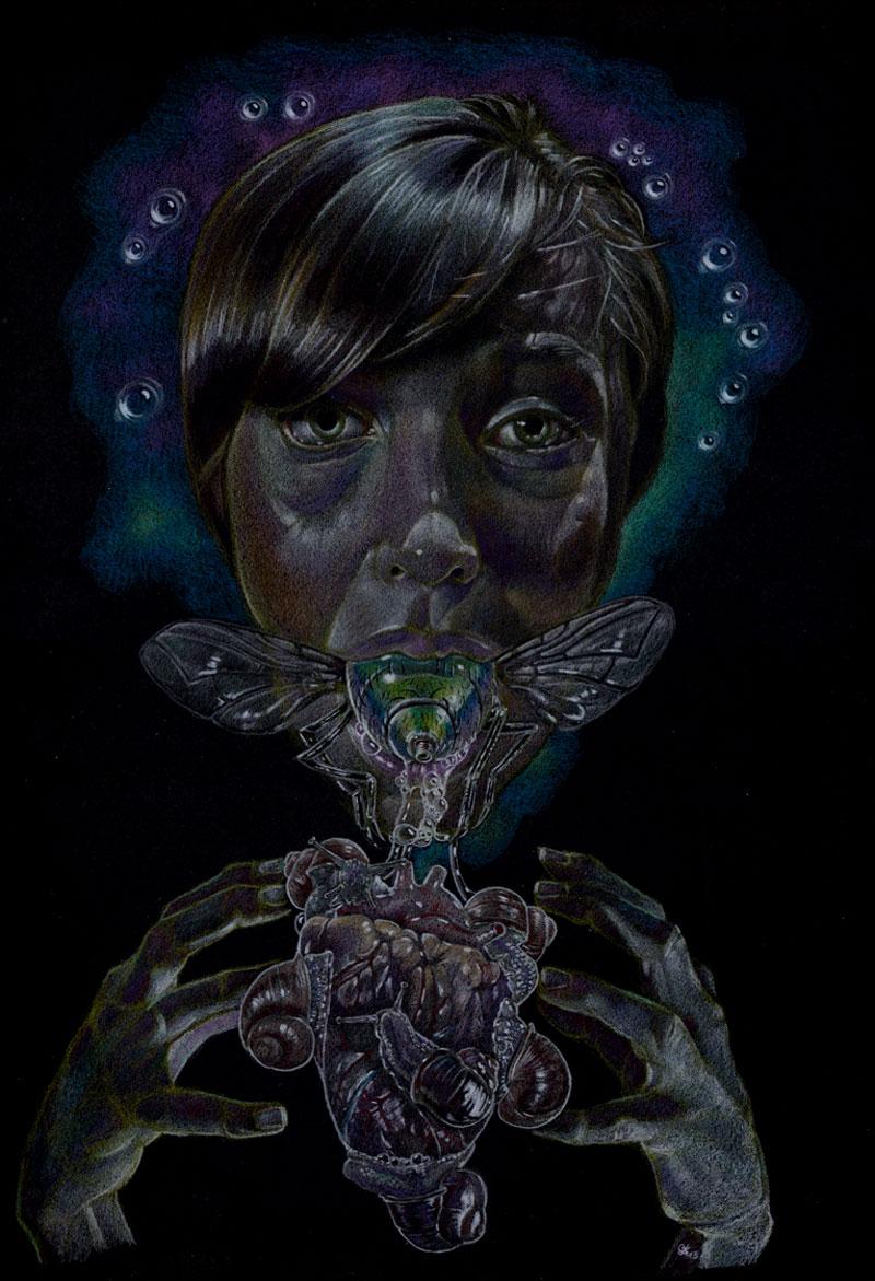 art blog - Dale Keogh - empty kingdom