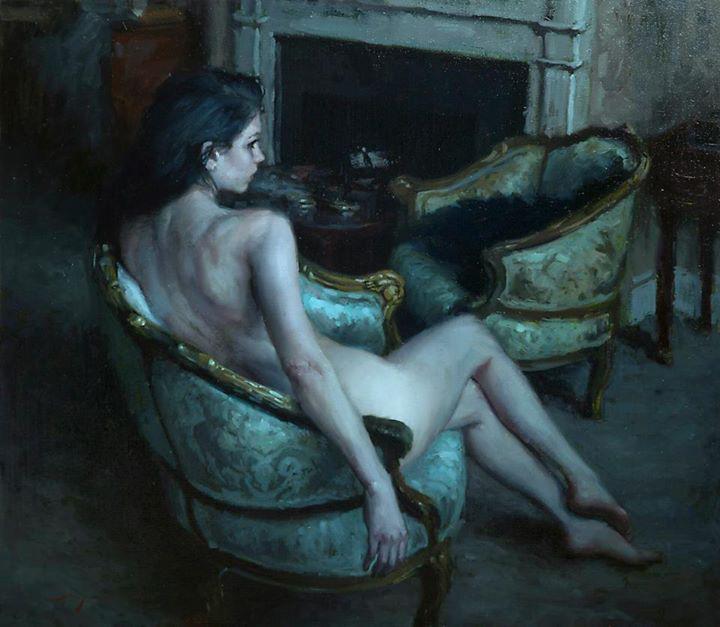 art blog - Jeremy Mann - empty kingdom