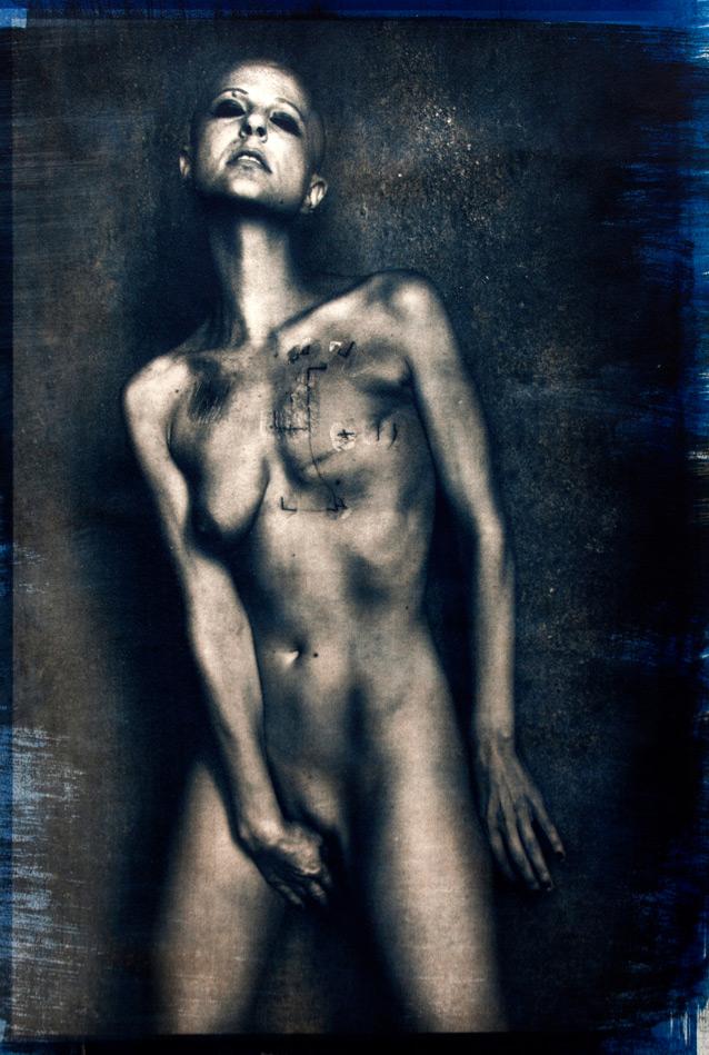 art blog - Laurent Benaim - empty kingdom