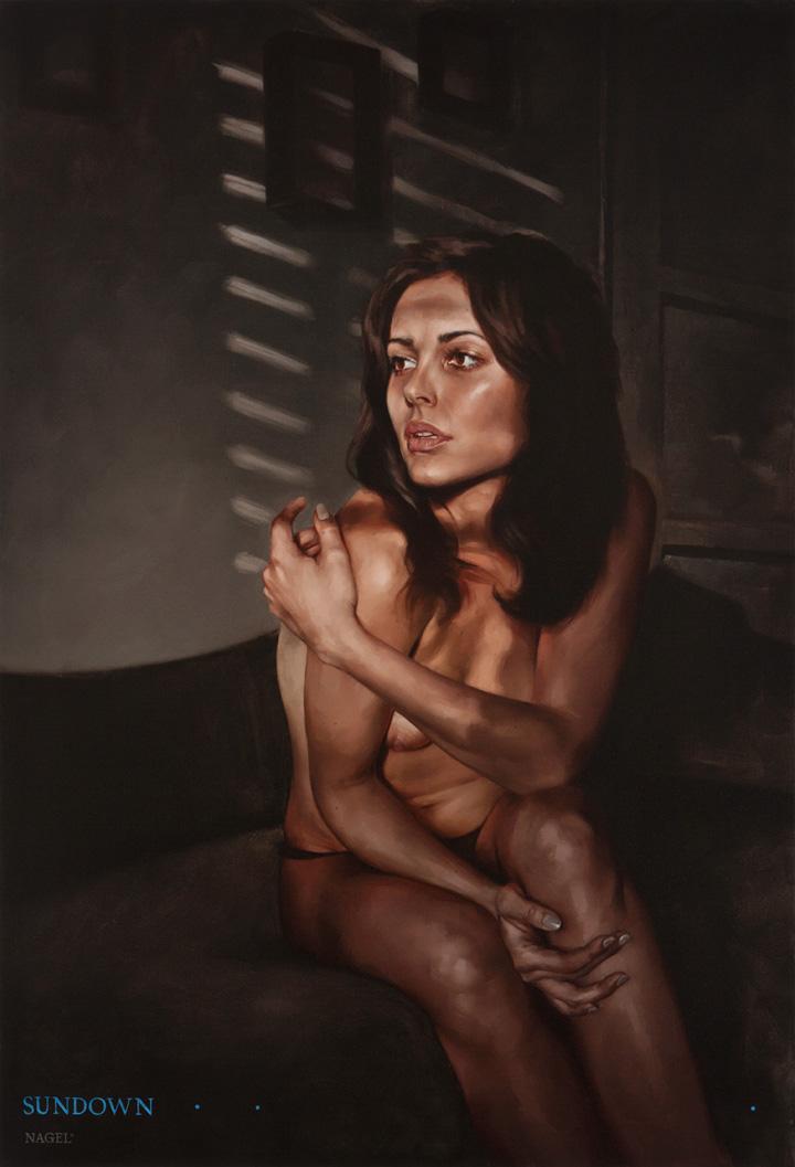 art blog - Aaron Nagel - empty kingdom