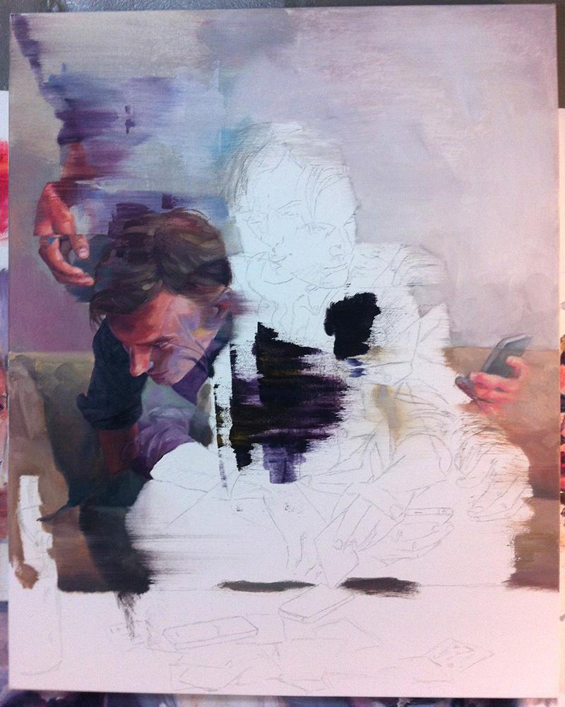 art blog - Adam Lupton - empty kingdom