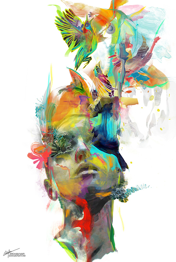 Archan Nair - Empty Kingdom - Art Blog