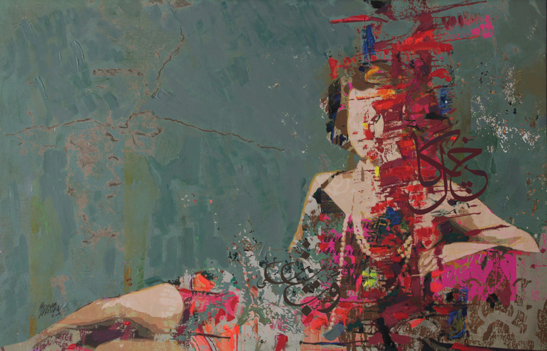 art blog - Hossam Dirar - empty kingdom