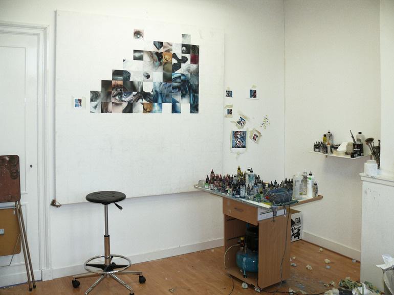 art blog - John Boelee - empty kingdom
