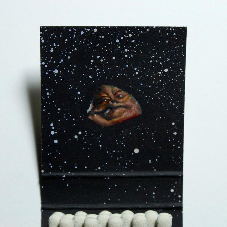 art blog - Joseph Martinez - empty kingdom