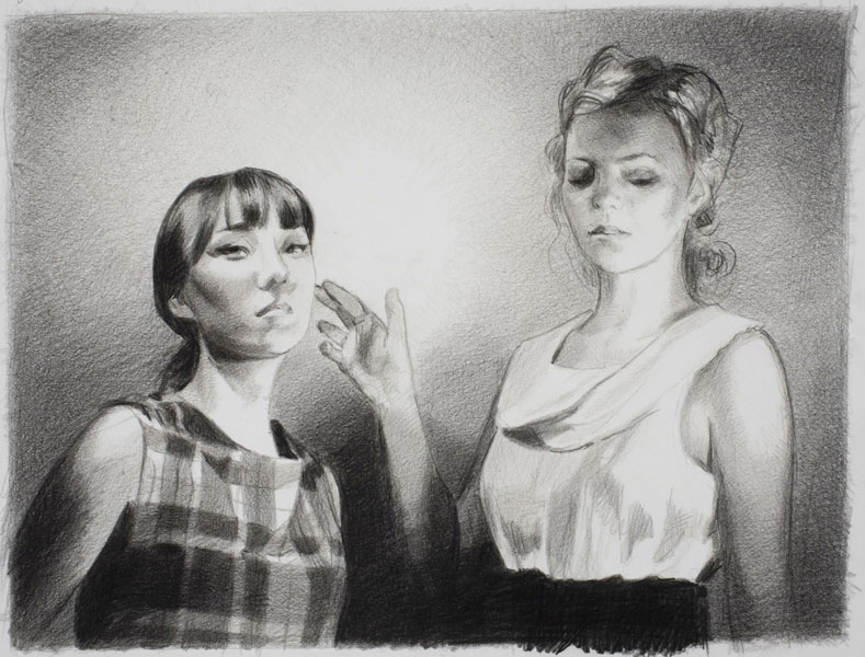 art blog - Mercedes Helnwein - empty kingdom