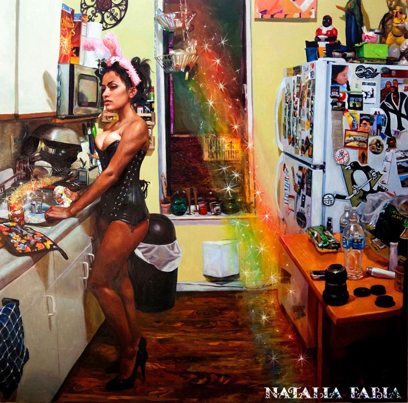 art blog - Natalia Fabia - empty kingdom