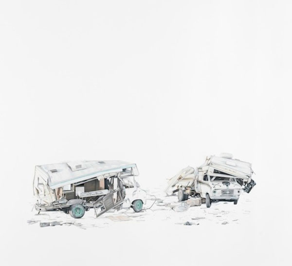 art blog - Paul White - empty kingdom