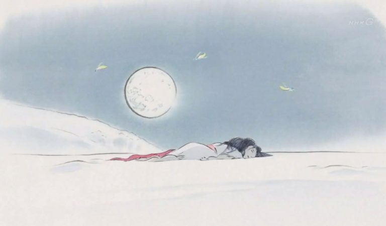 Art Blog - Takahata Isao - Empty Kingdom