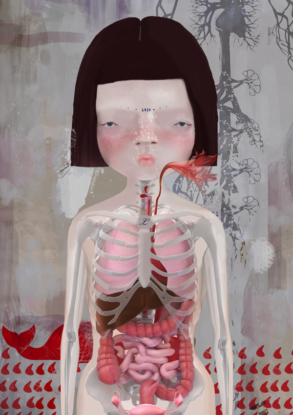 merve morkoc - empty kingdom - art blog