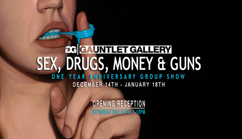 art blog - Gauntlet Gallery - empty kingdom