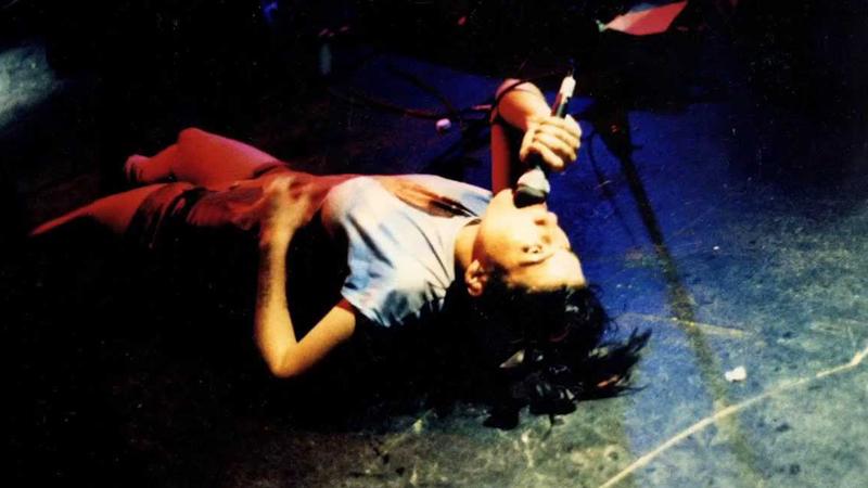 Art Blog - Sini Andeson, Kathleen Hanna - Empty Kingdom