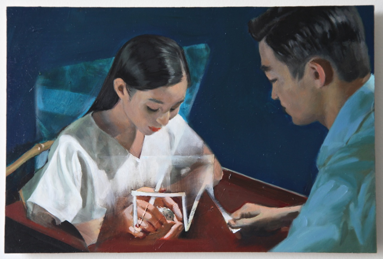lian zhang - empty kingdom - art blog