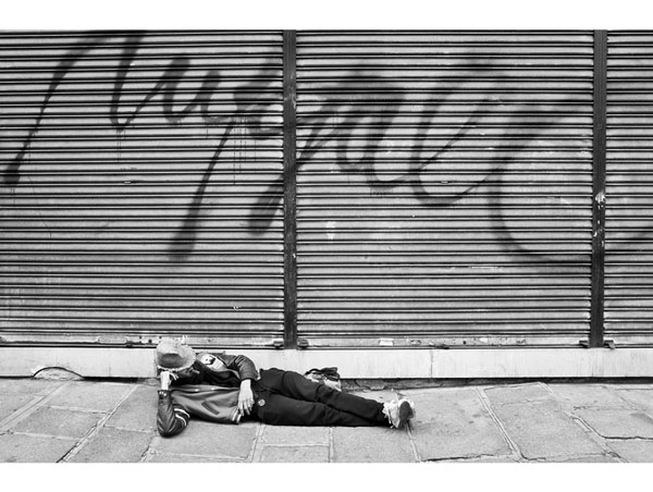 art blog - Akzidenz - empty kingdom
