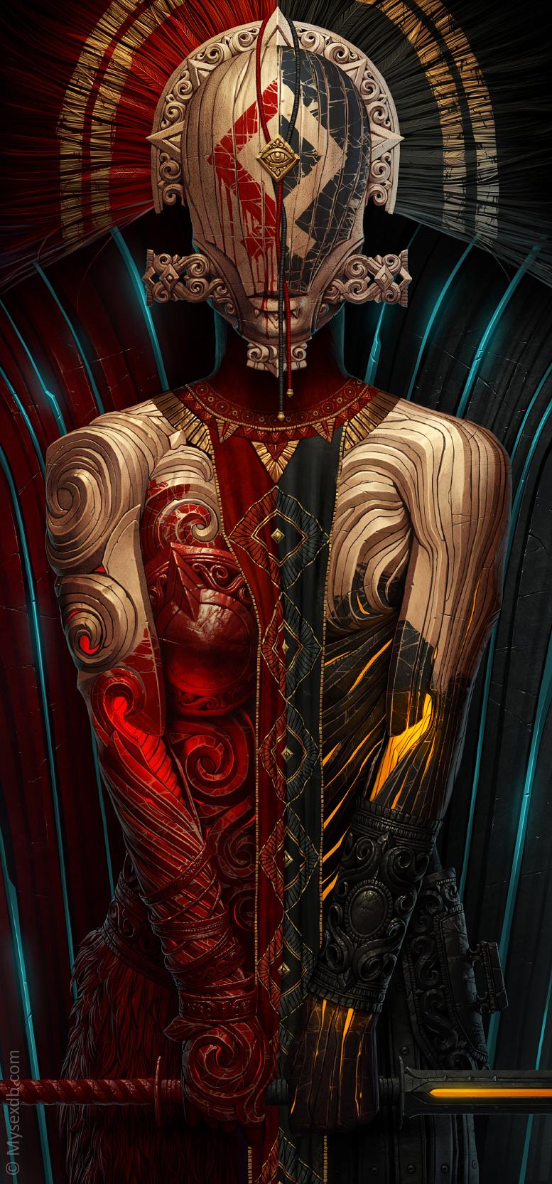 Alexander Fedosov - Empty Kingdom - Art Blog