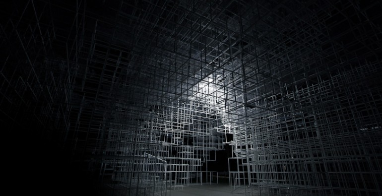 United Visual Artists - Empty Kingdom - Art Blog