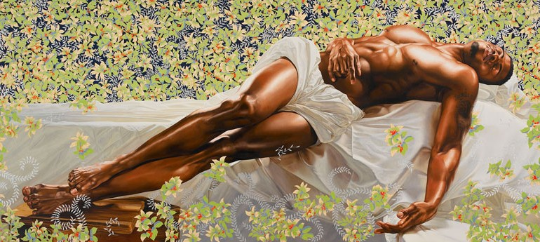 art blog - Kehinde Wiley - empty kingdom