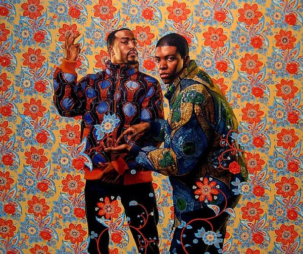 art blog - Kehinde Wiley - empty kingdom