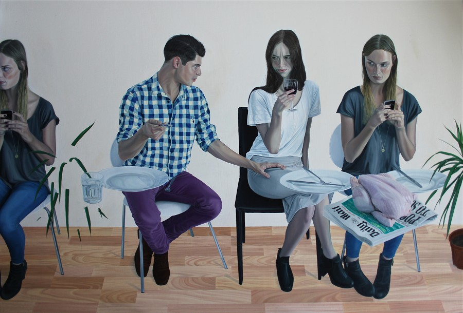 Tristan Pigott - Empty Kingdom - Art Blog