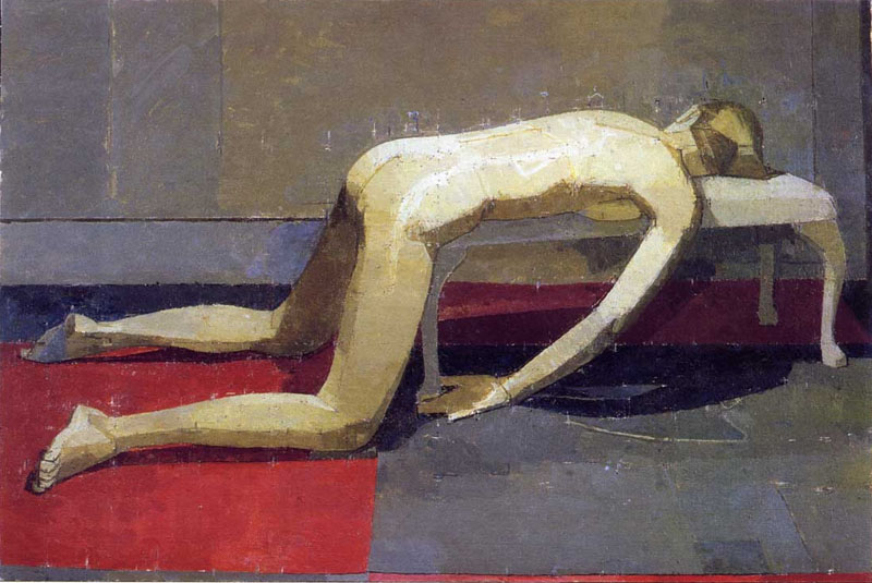 Euan Uglow - Empty Kingdom - Art Blog