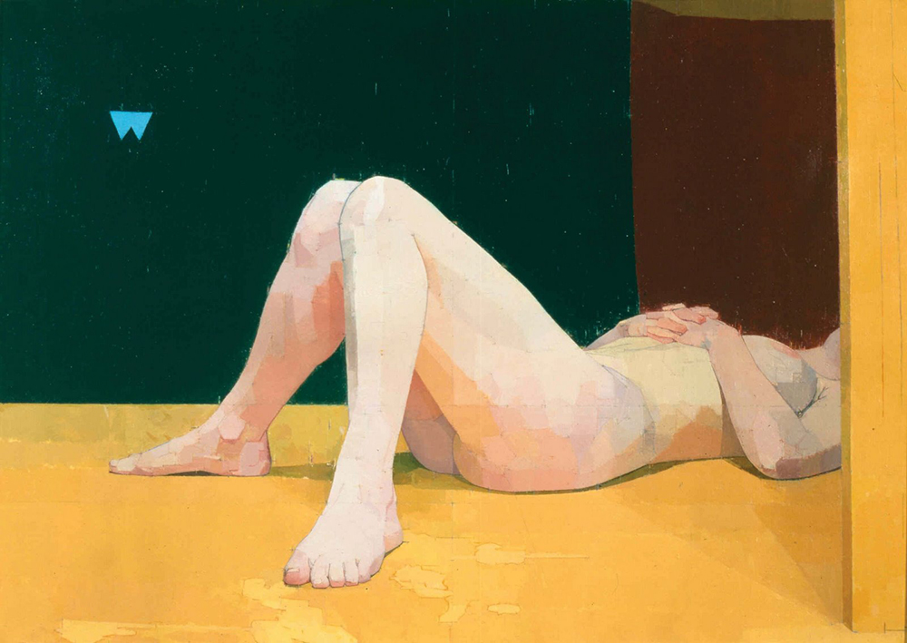 Euan Uglow - Empty Kingdom - Art Blog