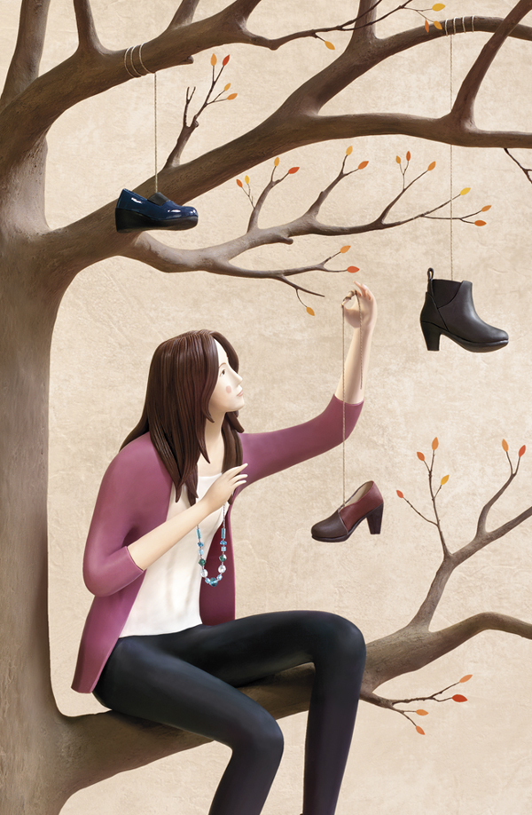 Irma Gruenholz - Empty Kingdom - Art Blog