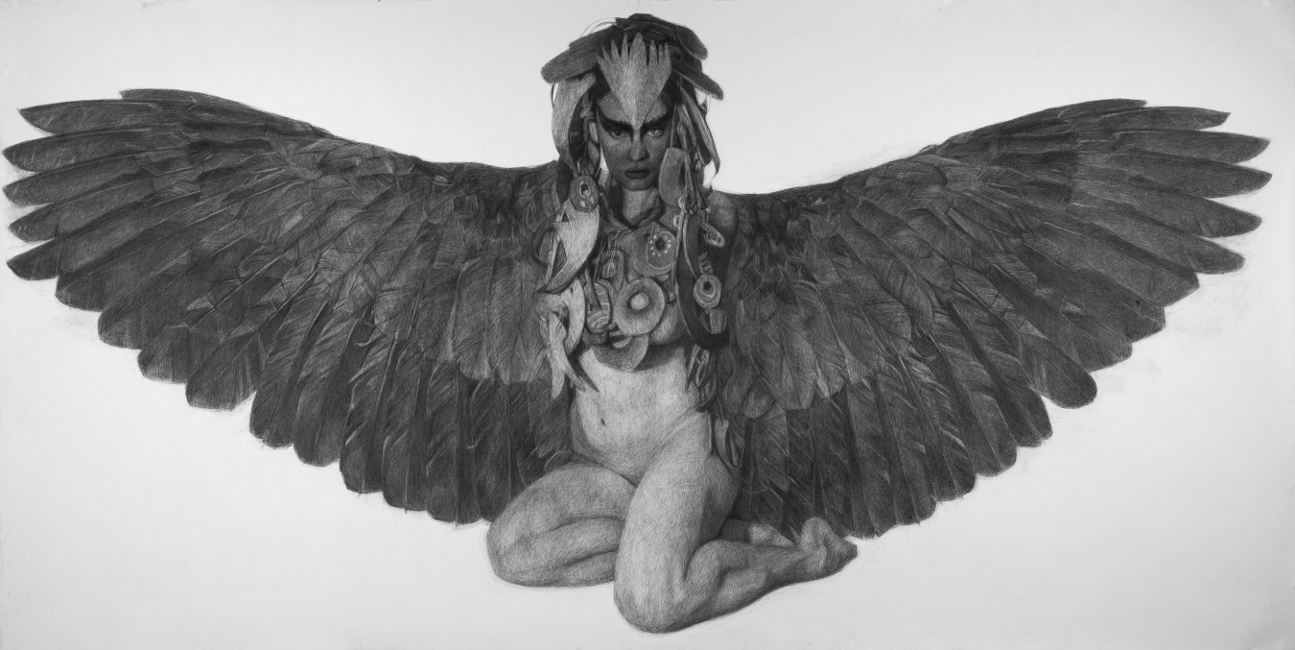 Kelly Blevins - Empty Kingdom - Art Blog
