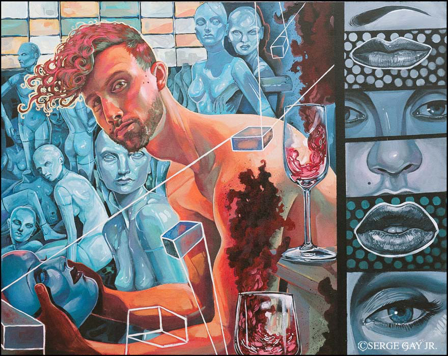 Serge Gay Jr - Empty Kingdom - Art Blog