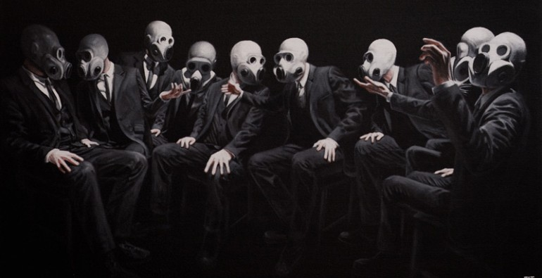 Empty Kingdom - Alec Huxley - Art Blog