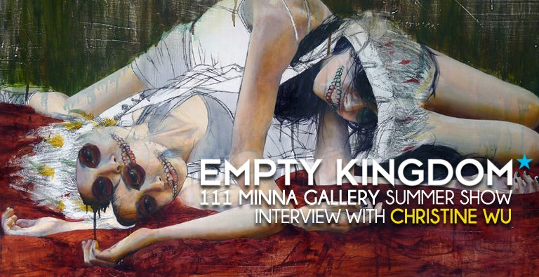 Christine Wu - Empty Kingdom - Art Blog