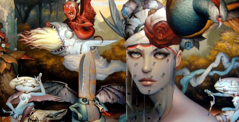 Dan Quintana - Empty Kingdom - Art Blog