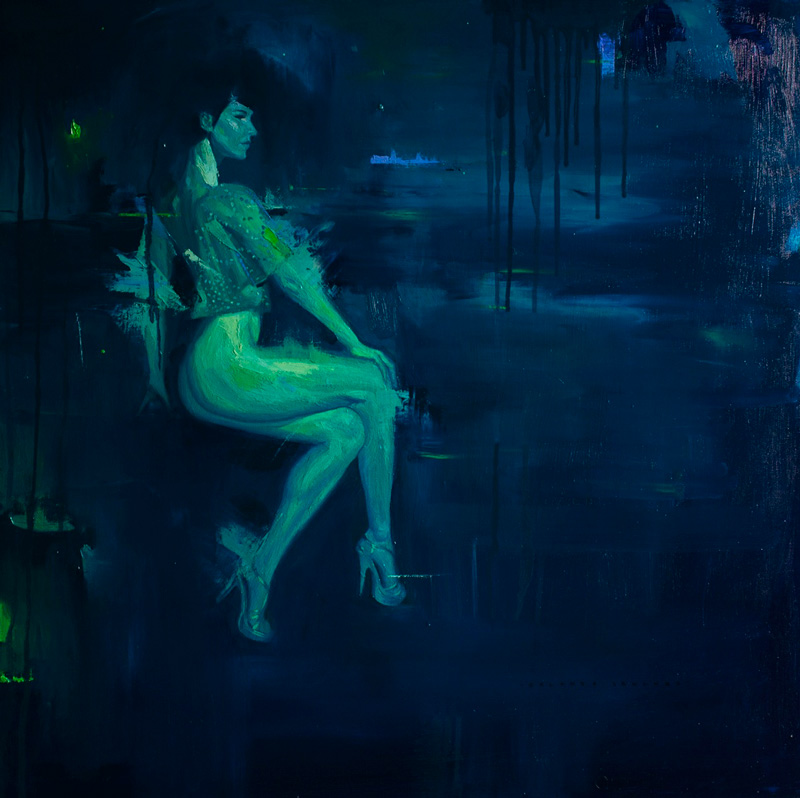 art blog - Orlando Sanchez - empty kingdom