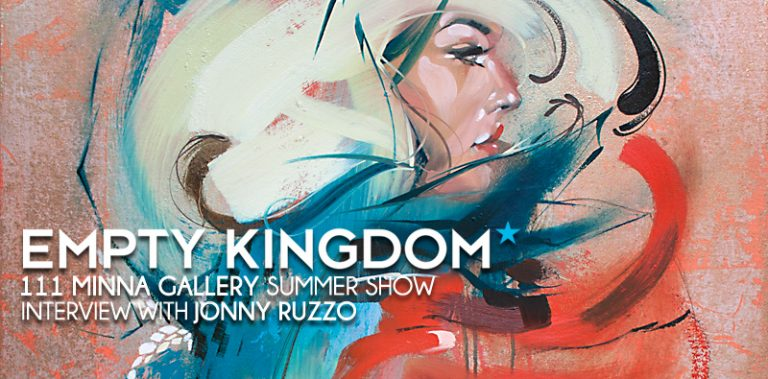 Jonny Ruzzo - Empty Kingdom - Art Blog
