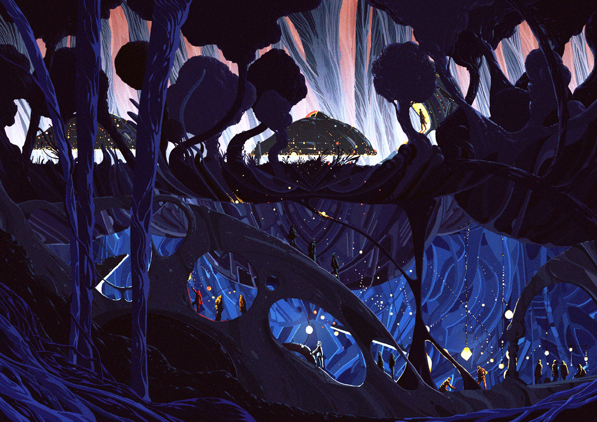 Kilian Eng - Empty Kingdom - Art Blog