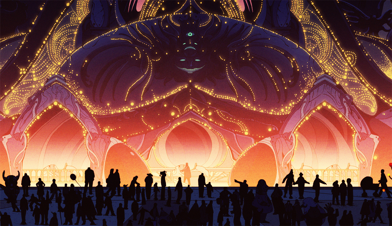 Kilian Eng - Empty Kingdom - Art Blog