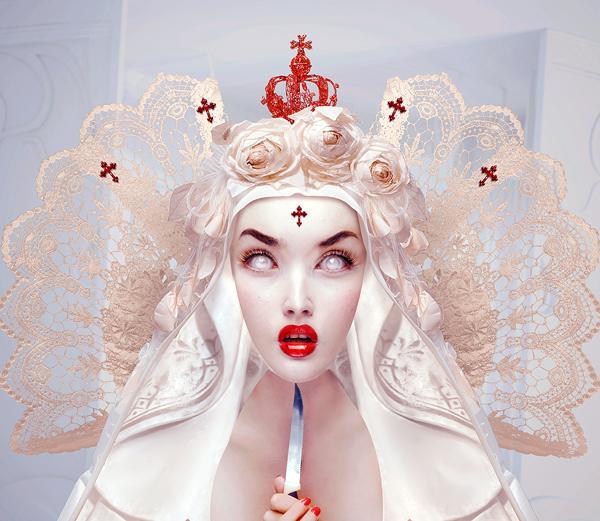 Natalie Shau - Empty Kingdom - Art Blog