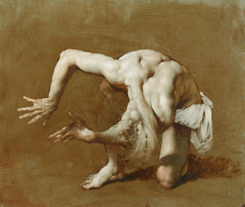 Roberto Ferri - Empty Kingdom - Art Blog