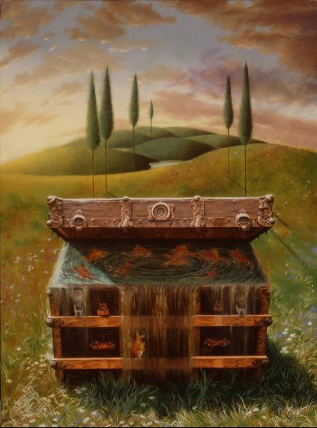Stephanie Henderson - Empty Kingdom - Art Blog