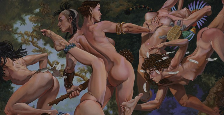 Van Arno - Empty Kingdom - Art Blog