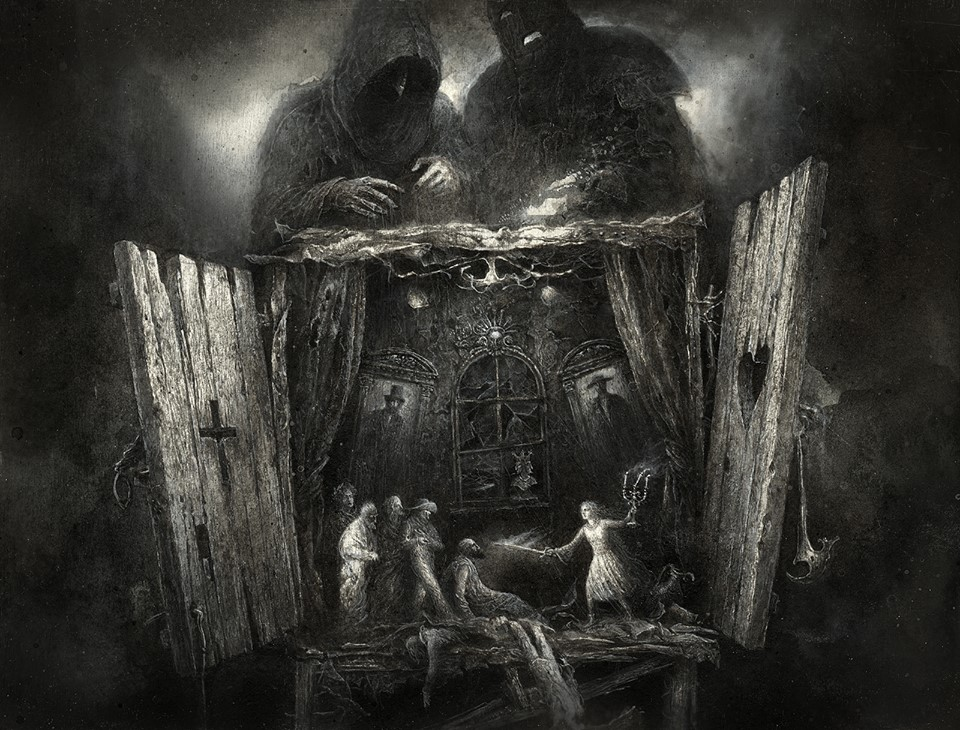 Yaroslav Gerzhedovich - Empty Kingdom - Art Blog