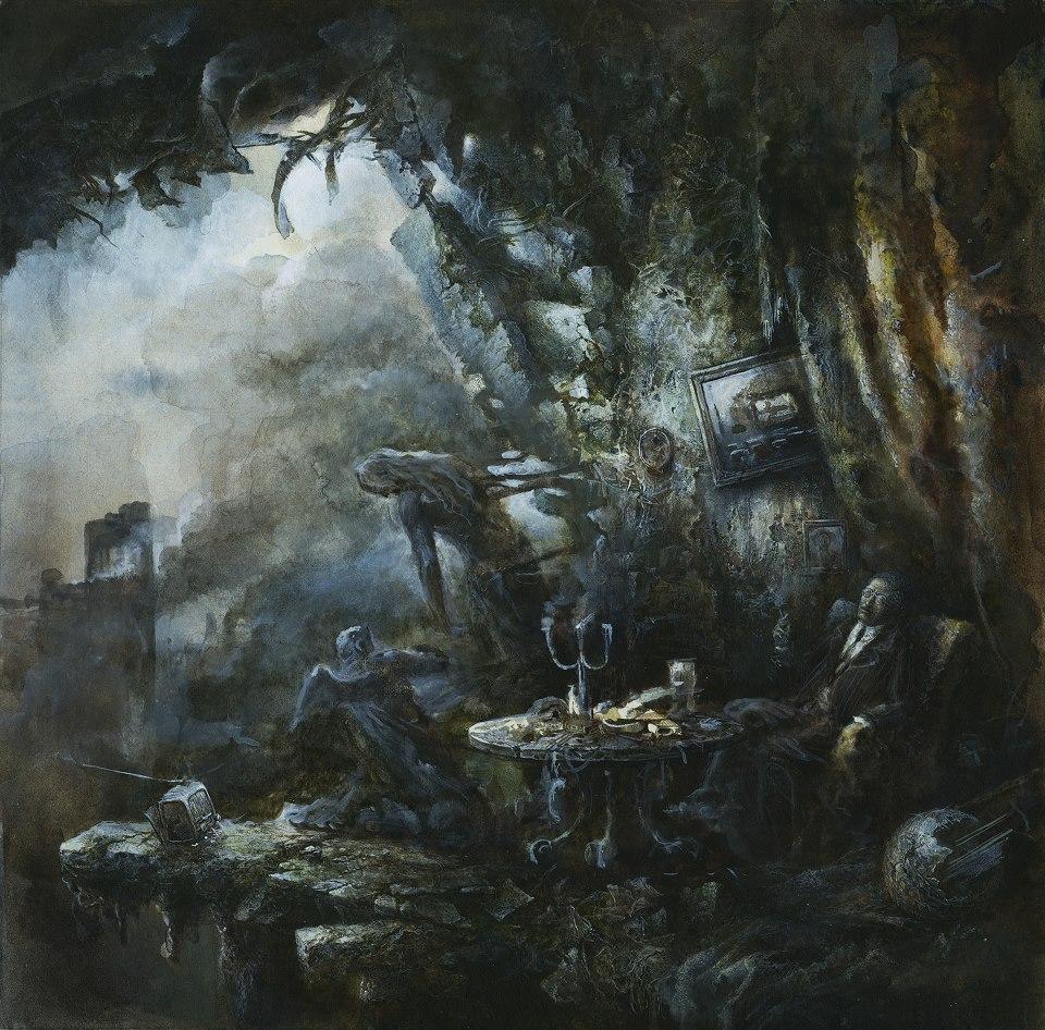 Yaroslav Gerzhedovich - Empty Kingdom - Art Blog