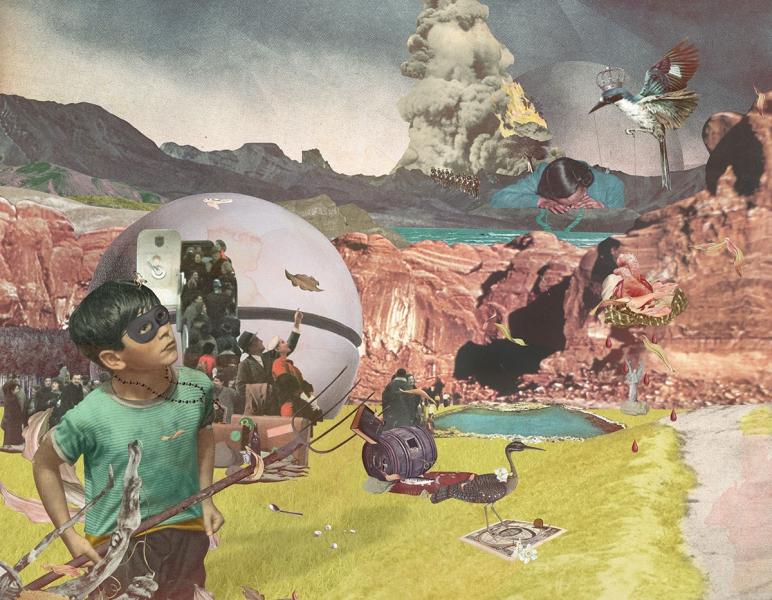 Andre Bergamin - Empty Kingdom - Art Blog