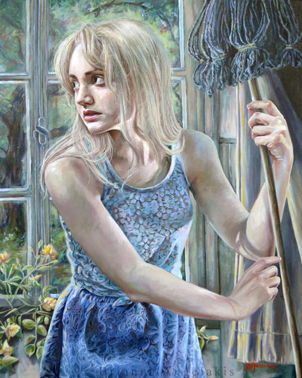 art blog - Brianna Angelakis - empty kingdom