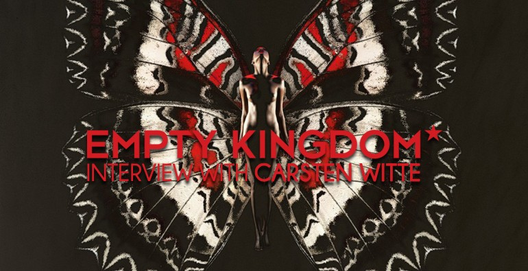 Carsten Witte - Empty Kingdom - Art Blog