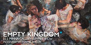 Jamie Vasta - Empty Kingdom - Art Blog