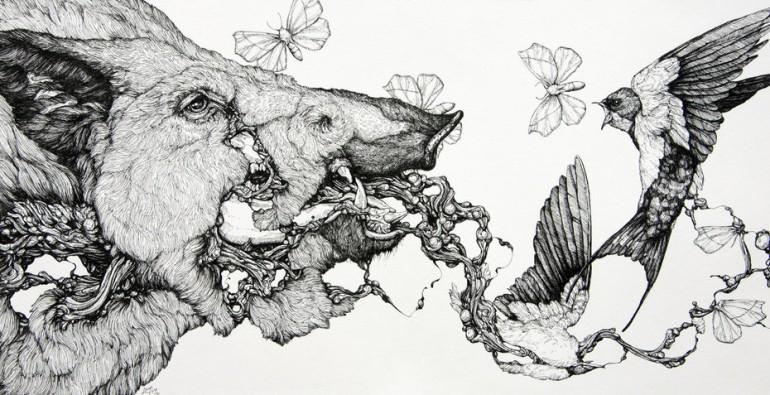 Lauren Marx - Empty Kingdom - Art Blog