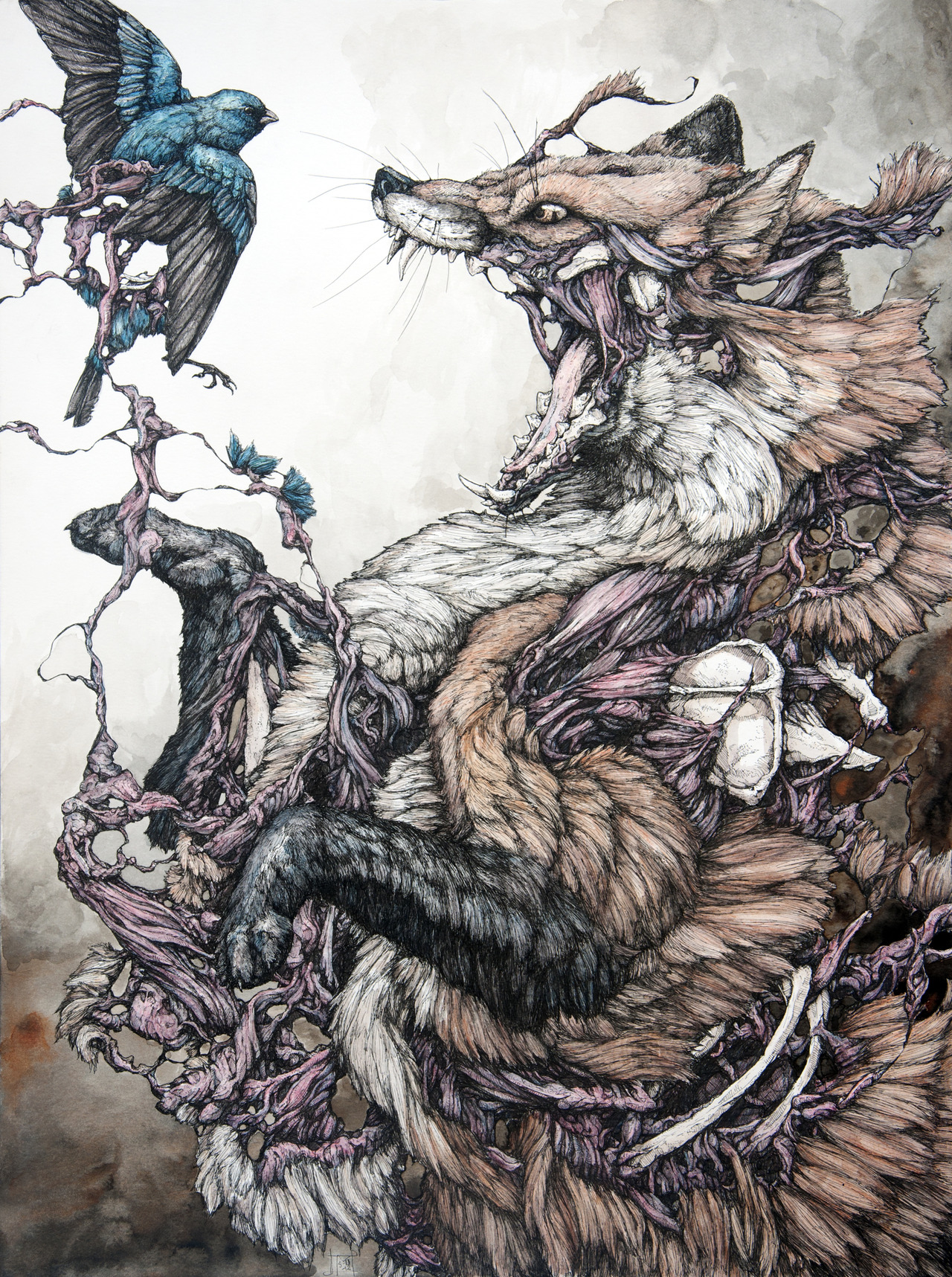 Lauren Marx - Empty Kingdom - Art Blog