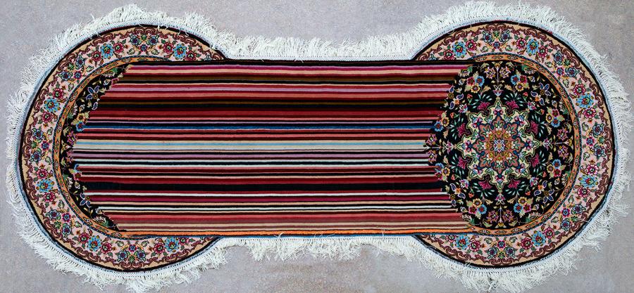 Faig Ahmed - Empty Kingdom - Art Blog