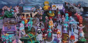 Ron English - Empty Kingdom - Art Blog