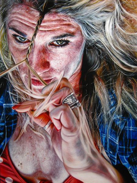 Amanda Elizabeth Joseph - Empty Kingdom - Art Blog